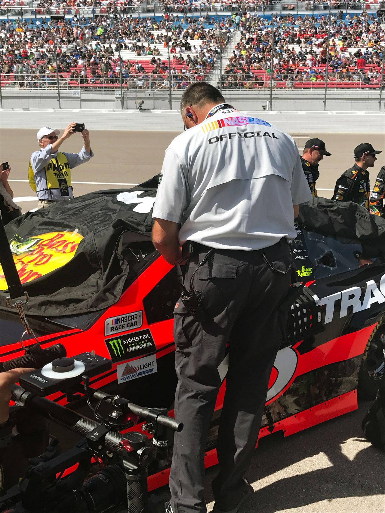 Nascar Las Vegas Race 14