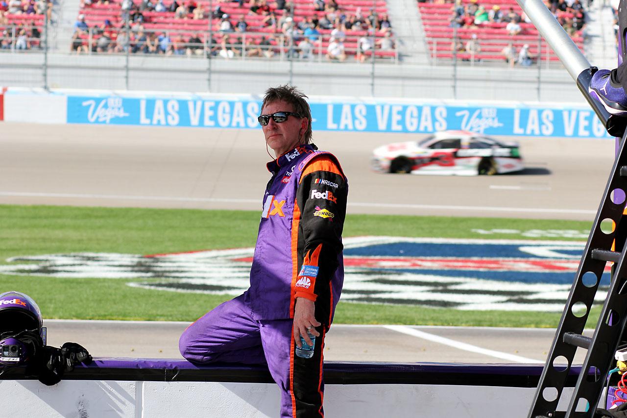 Nascar Las Vegas Race 2