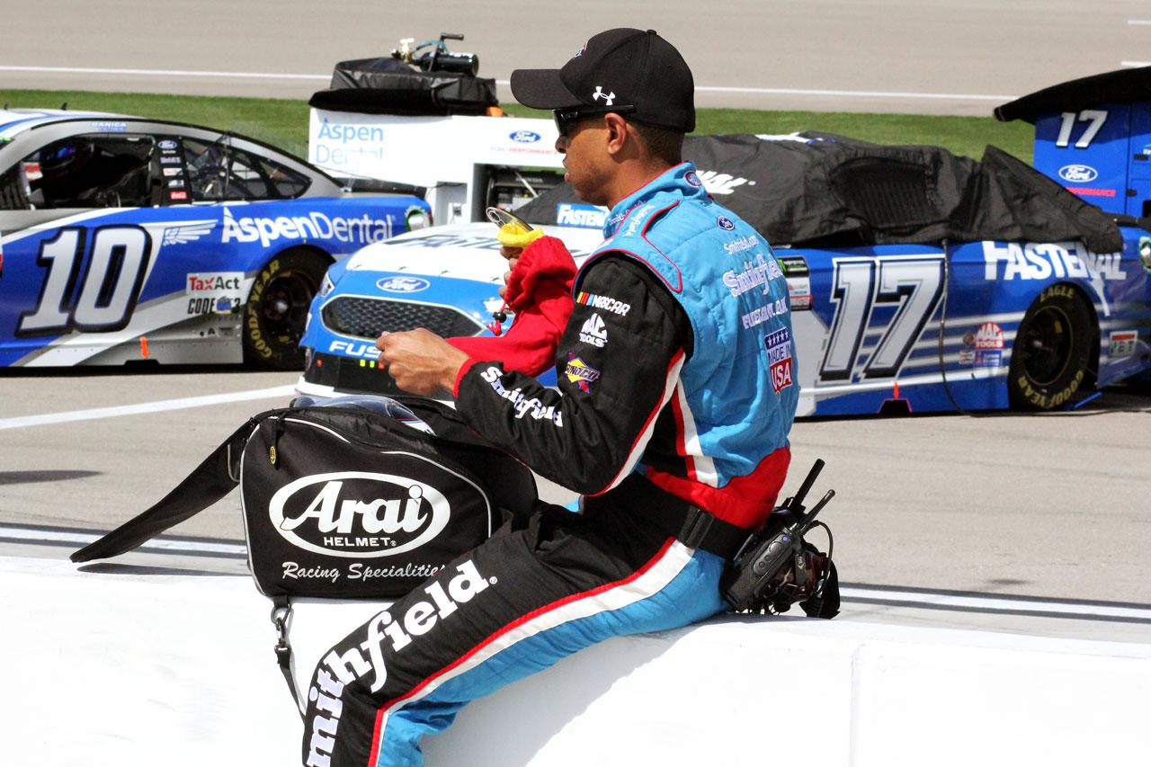 Nascar Las Vegas Race 5