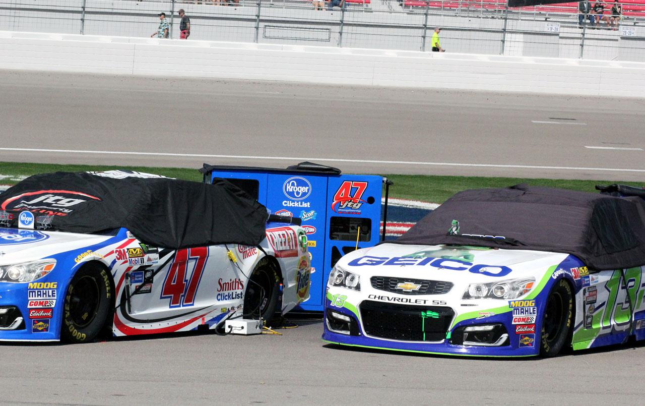 Nascar Las Vegas Race 6