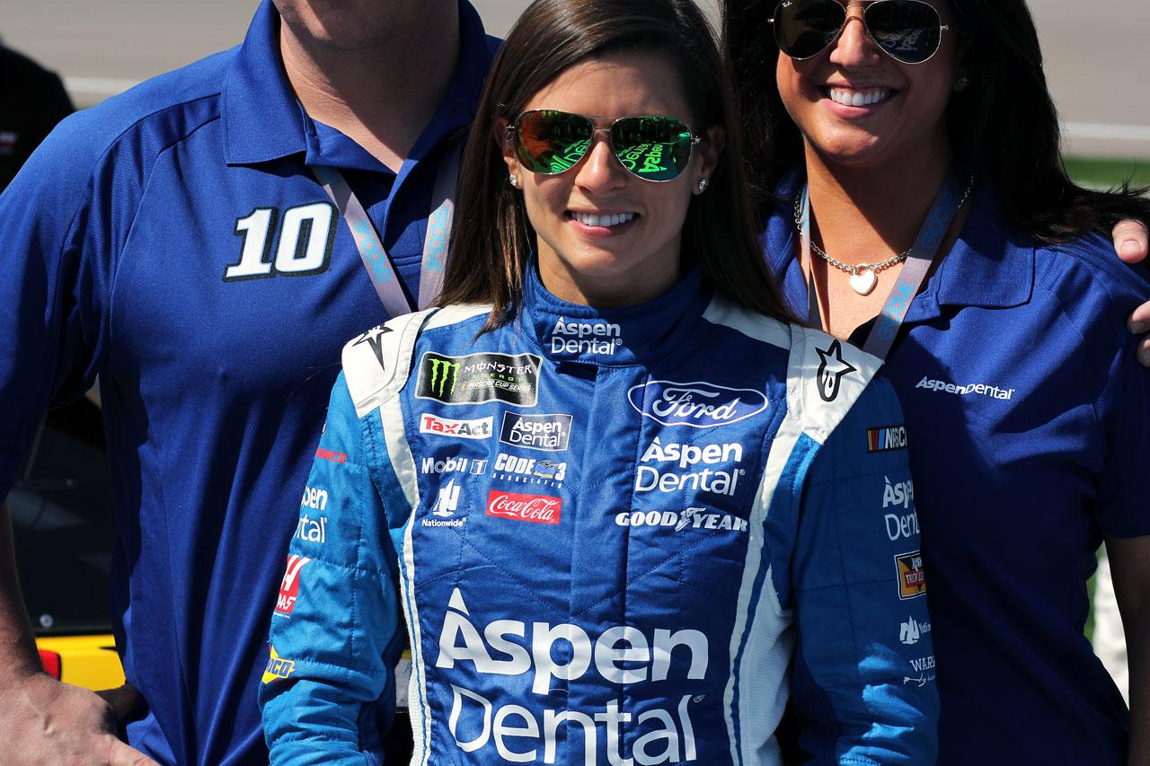 Nascar Las Vegas Race Danica Patrick