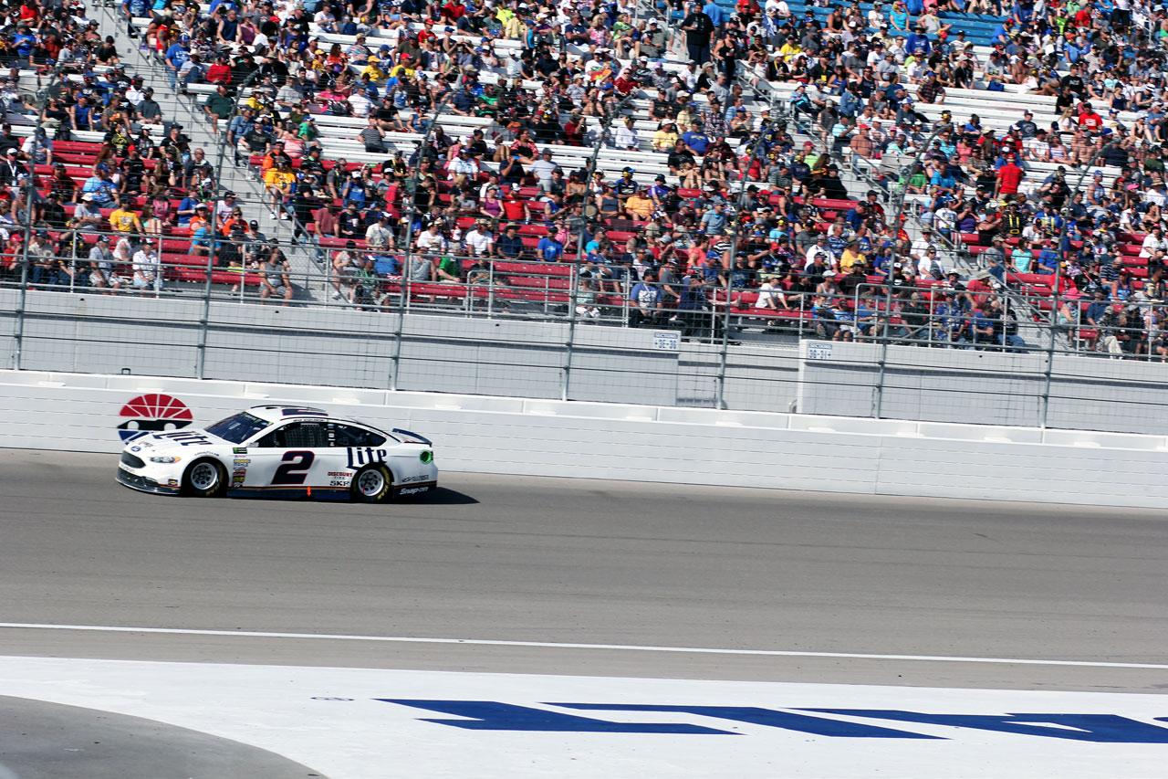 Nascar Las Vegas Race No 2 Car