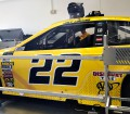 Nascar Las Vegas Race No 22 Car