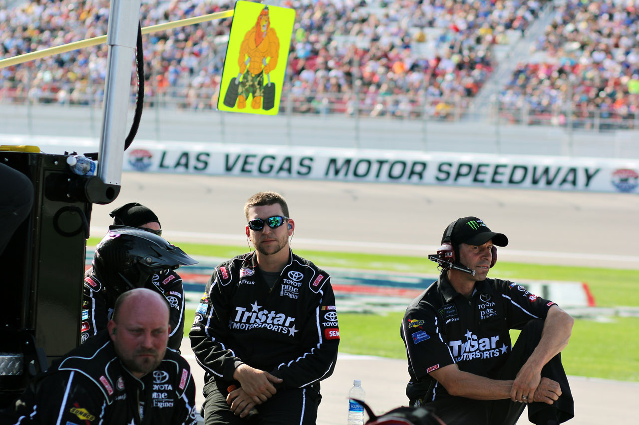 Nascar Las Vegas Race