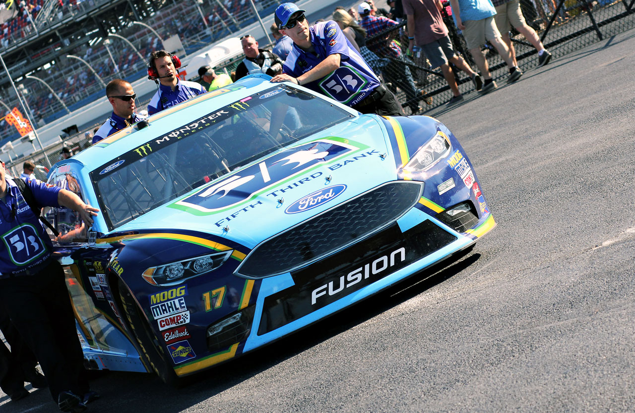 Ford Fusion Ricky Stenhouse Jr