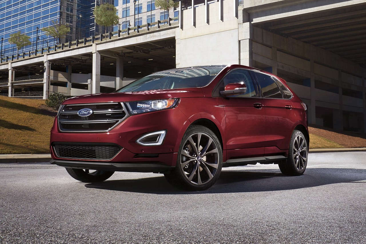 Ford Edge Crossover SUV