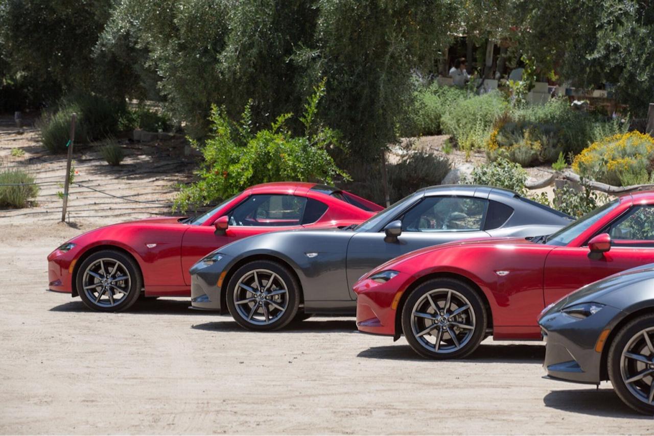 Mazda Cars 2017