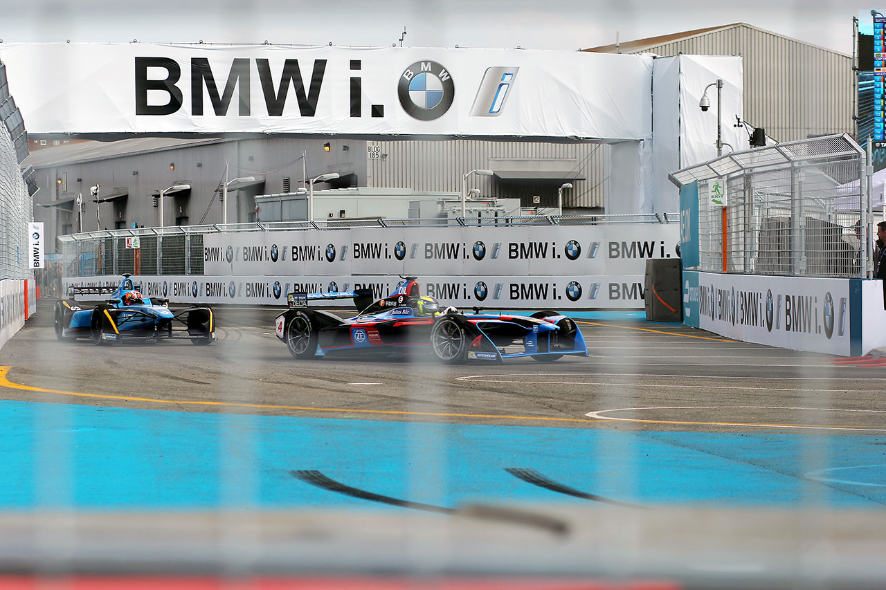 Bmw I Formula E Harman Kardon