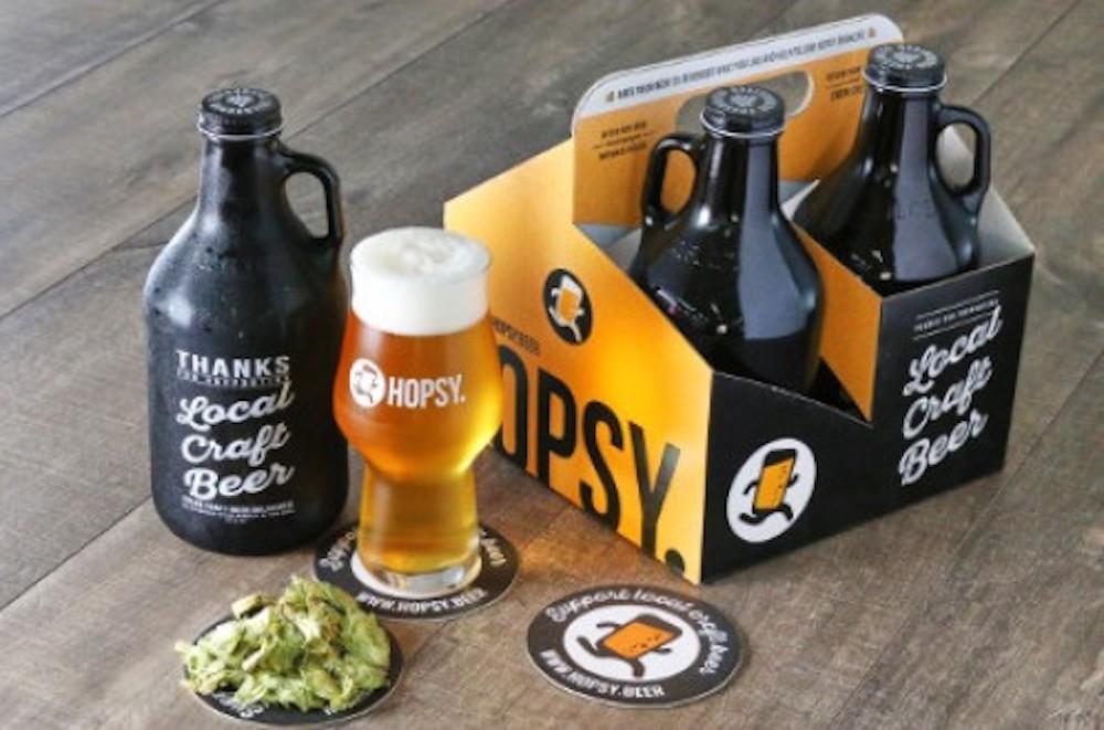 Hopsey Beer 2