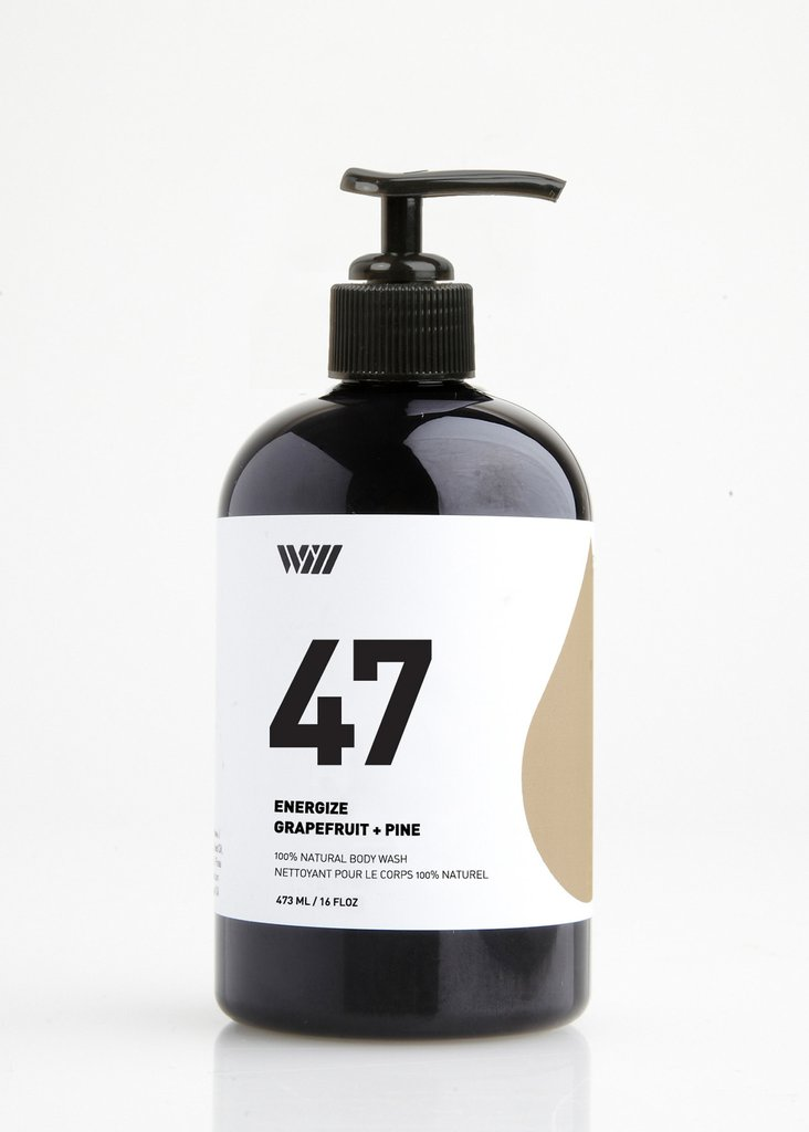 Way Of Will 47 Energize Body Wash
