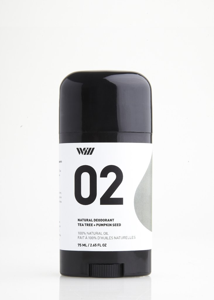 Way Of Will Natural Deodorant