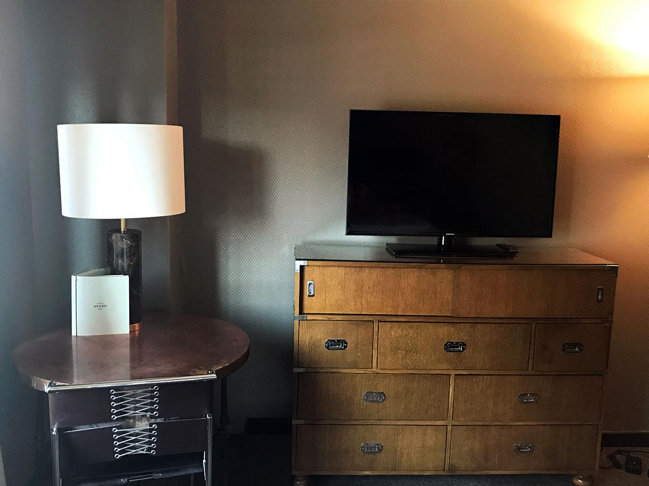 Soho Grand Hotel Room 2