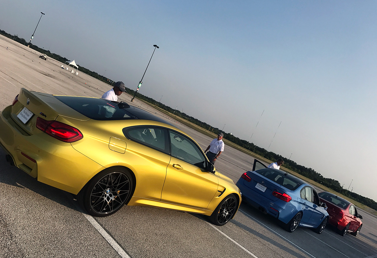 BMW M Series 4 Ultimate Driving Experience