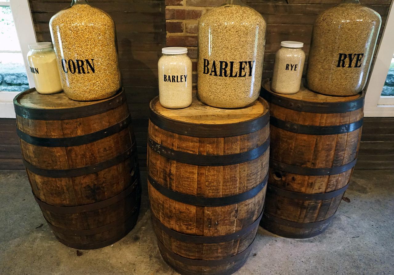 Jack Daniels Distillery 12