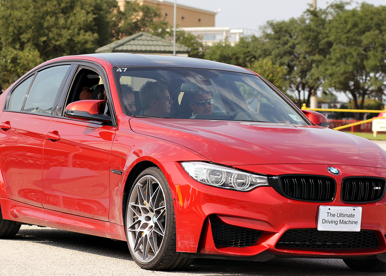 Bmw Ultimate Driving Experience M Series