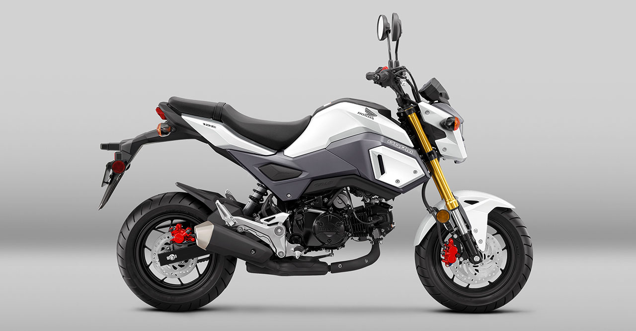 Motorcycles Grom Honda Bike