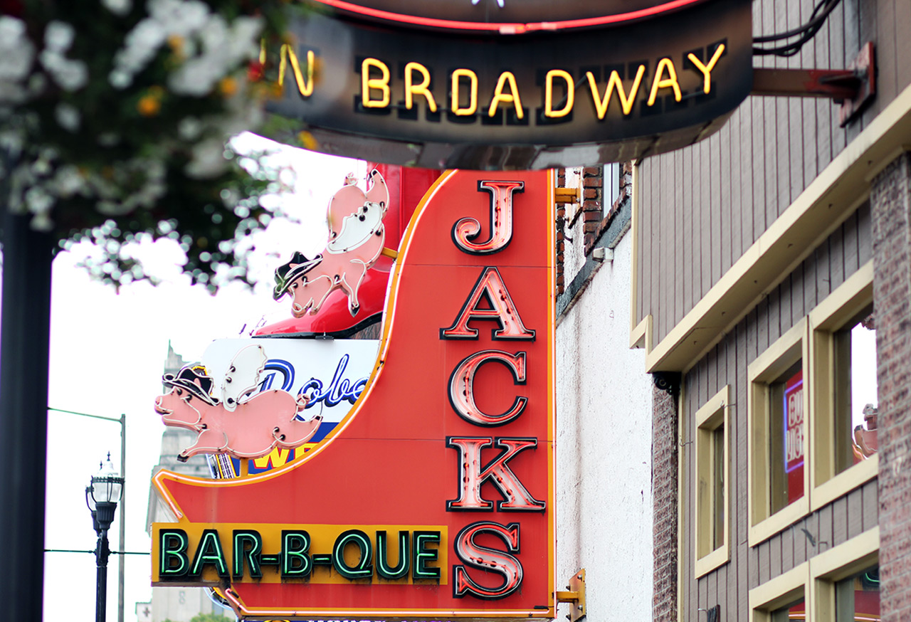 Nasnville Tennessee Things To Do Jacks Bbq