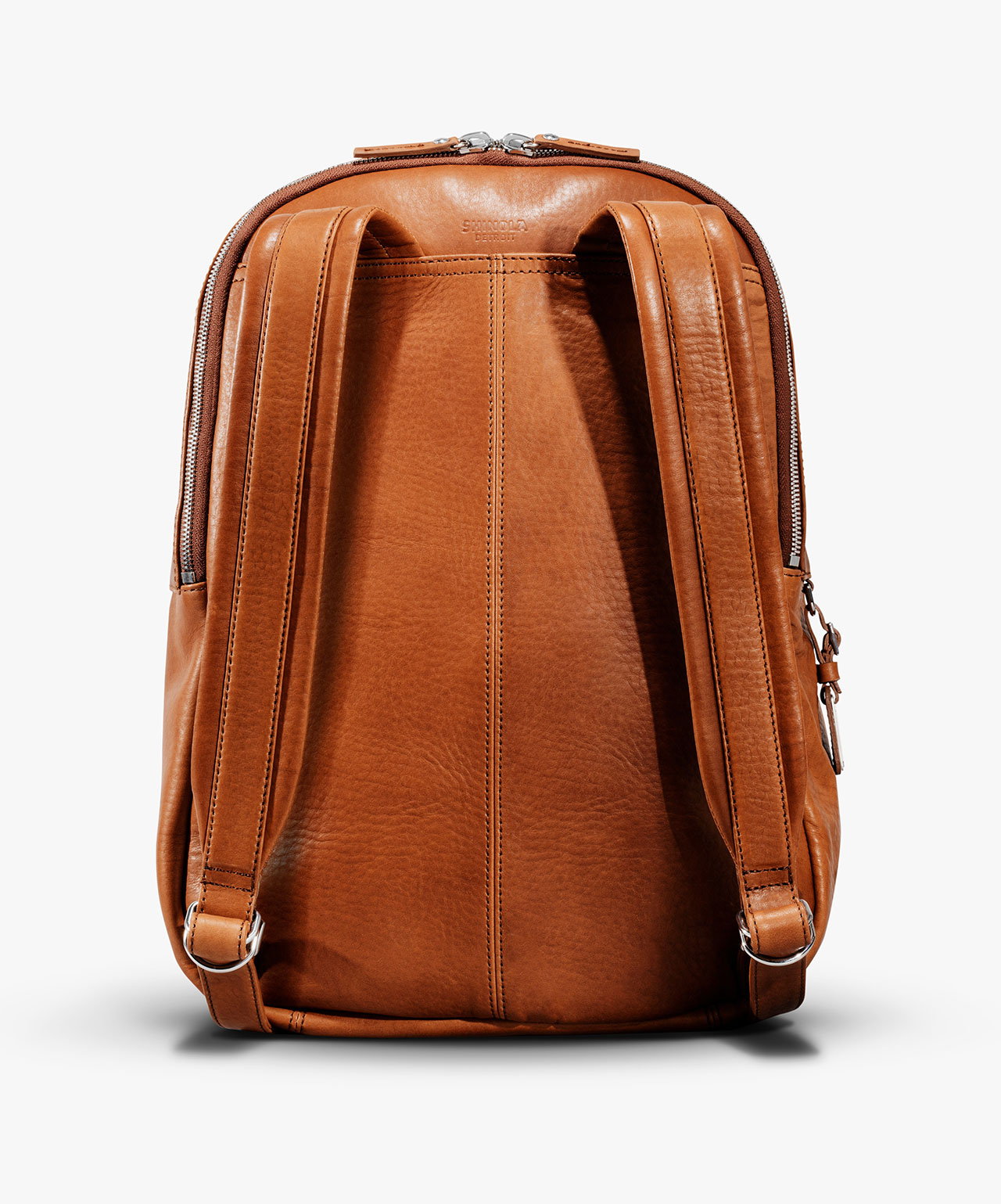 Shinola Runwell Leather Backpack 1