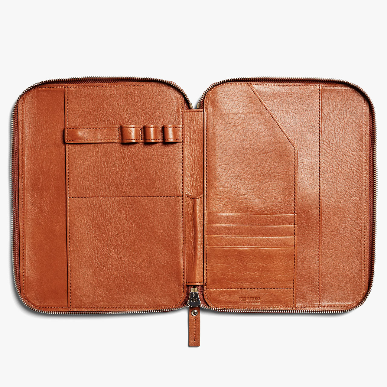 Shinola Tech Portfolio Signature Leather 2
