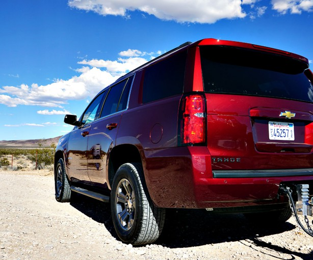 Chevy Tahoe Custom Special Edition