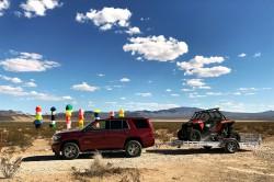 Chevy Tahoe Custom Towing Polaris