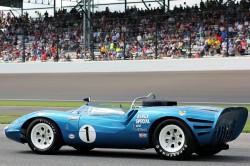 Indy 500 Aj Foyt Car