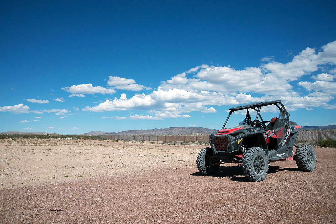 Polaris Rzr Off Roading 2