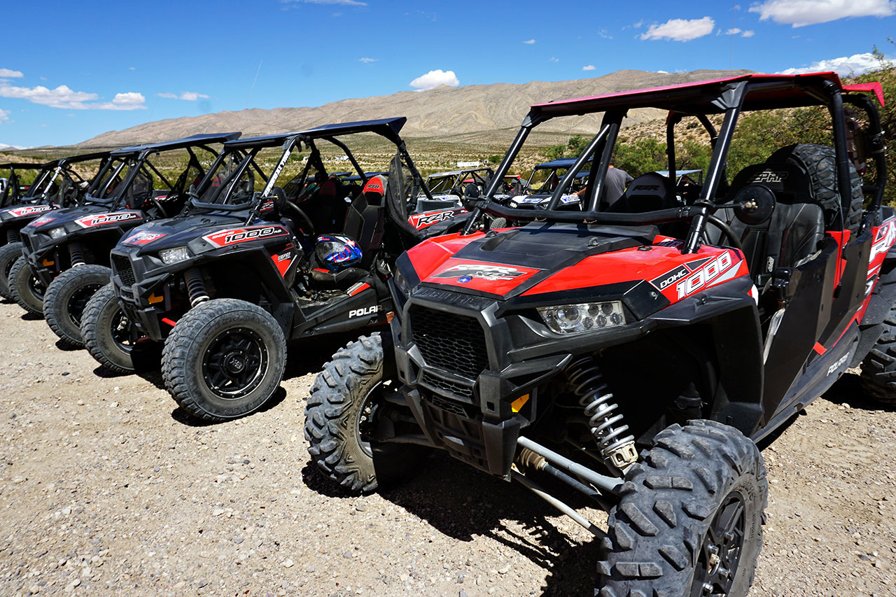 Polaris Rzr Off Roading