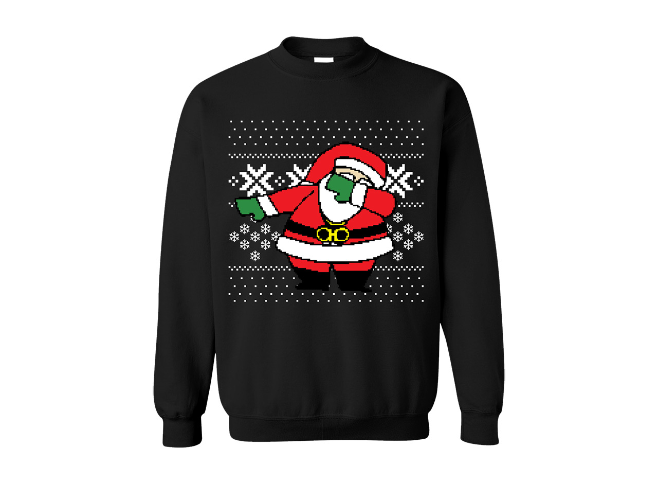 2 Chainz Rapper Ugly Christmas Sweaters