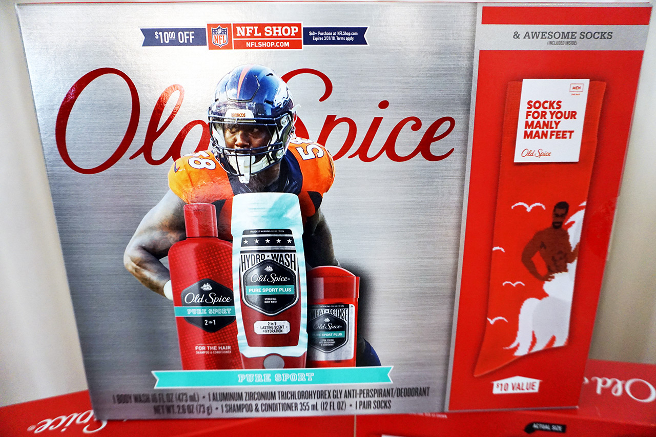 Old Spice Products Gift Pack