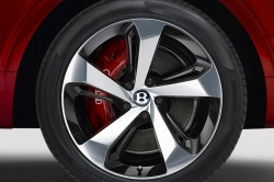 Bentley Bentayga V8 Front Wheel