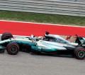 Mercedes Formula 1 Hamilton