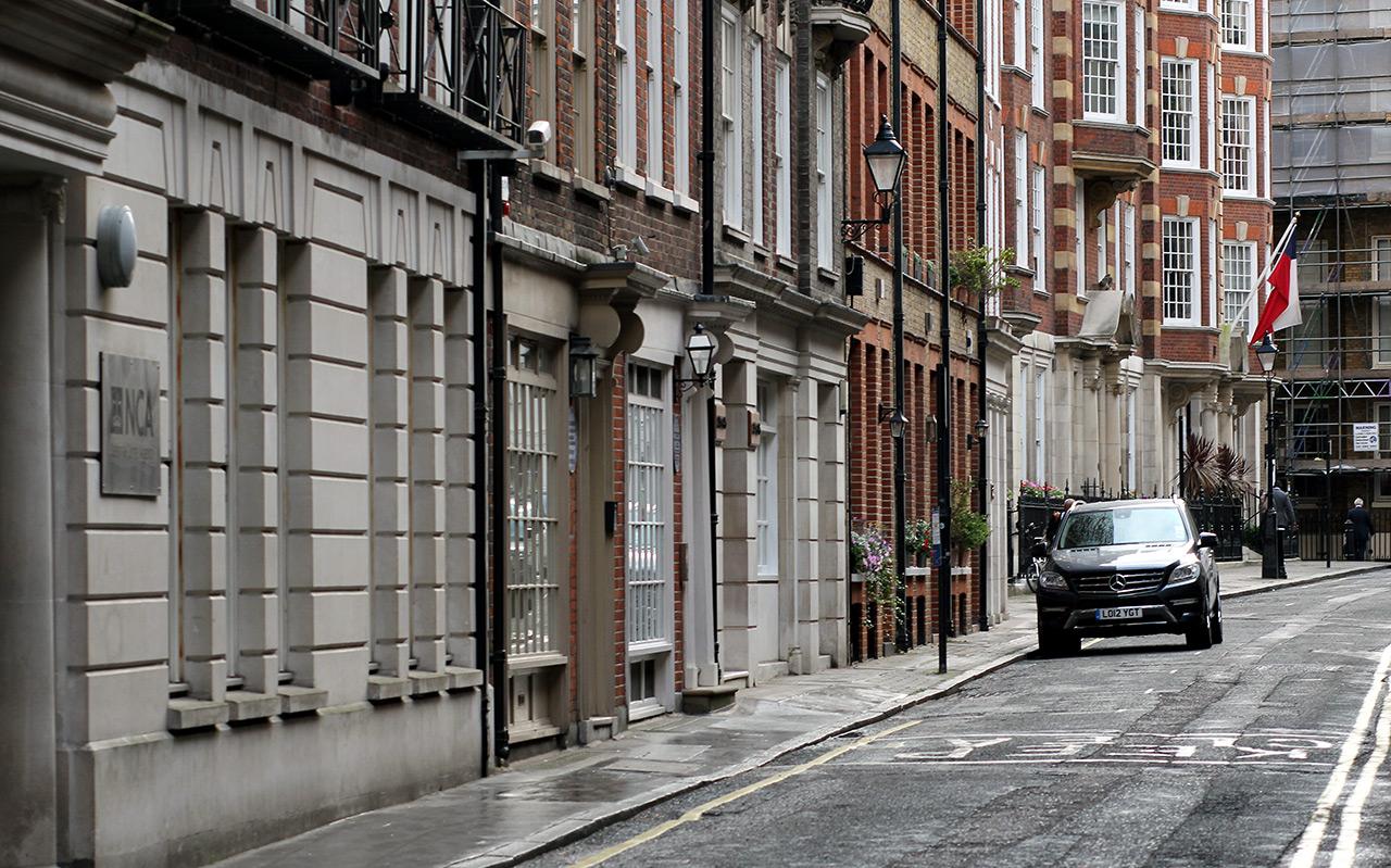 Visit England London