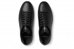 Saint Laurent Court Classic Leather Sneakers 2