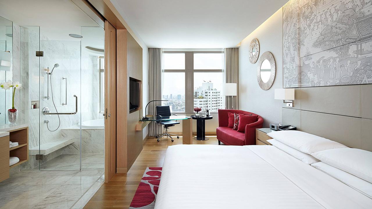 Bangkok Marriott Hotel Sukhumvit Room