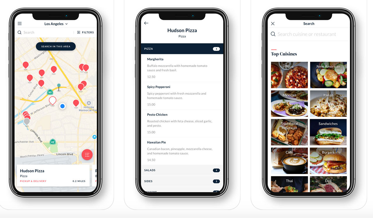 Chow Now App