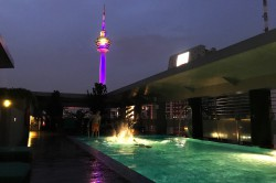 Parkroyal Sericed Apartments Kuala Lumpur Pool