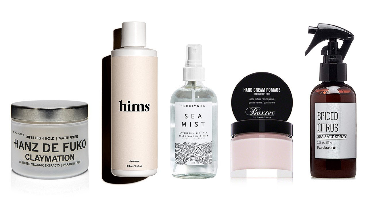 5 Grooming Products for Men with Long Hair  5 Grooming Prod...