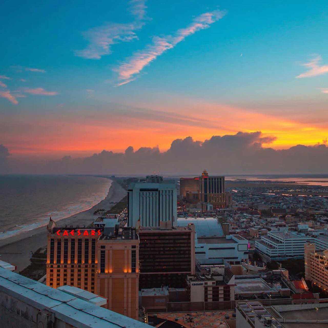 Atlantic City View