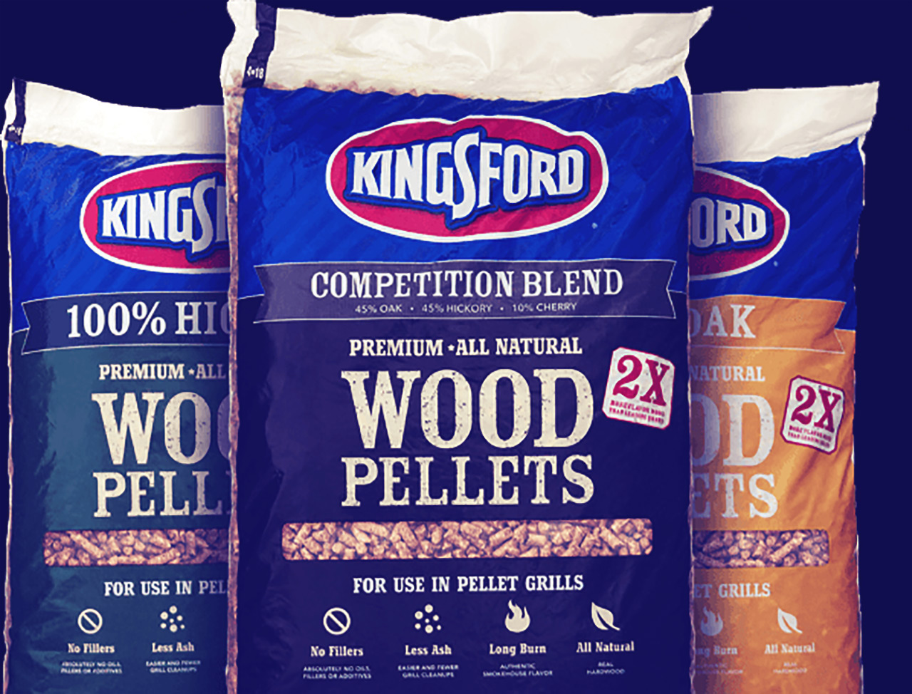 Kingsford Wood Pellets 2