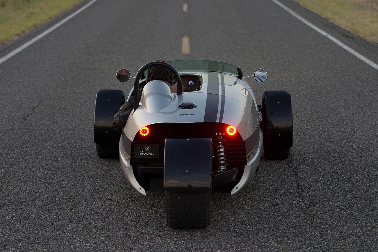 Vanderhall Speedster 4