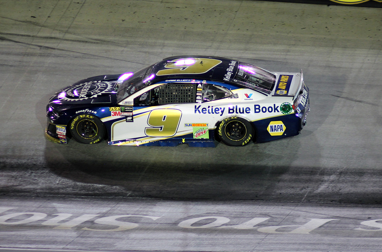 Chase Elliott Kelley Blue Book 2