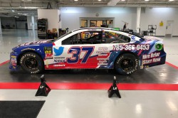 Natural Light Nascar Paint Scheme