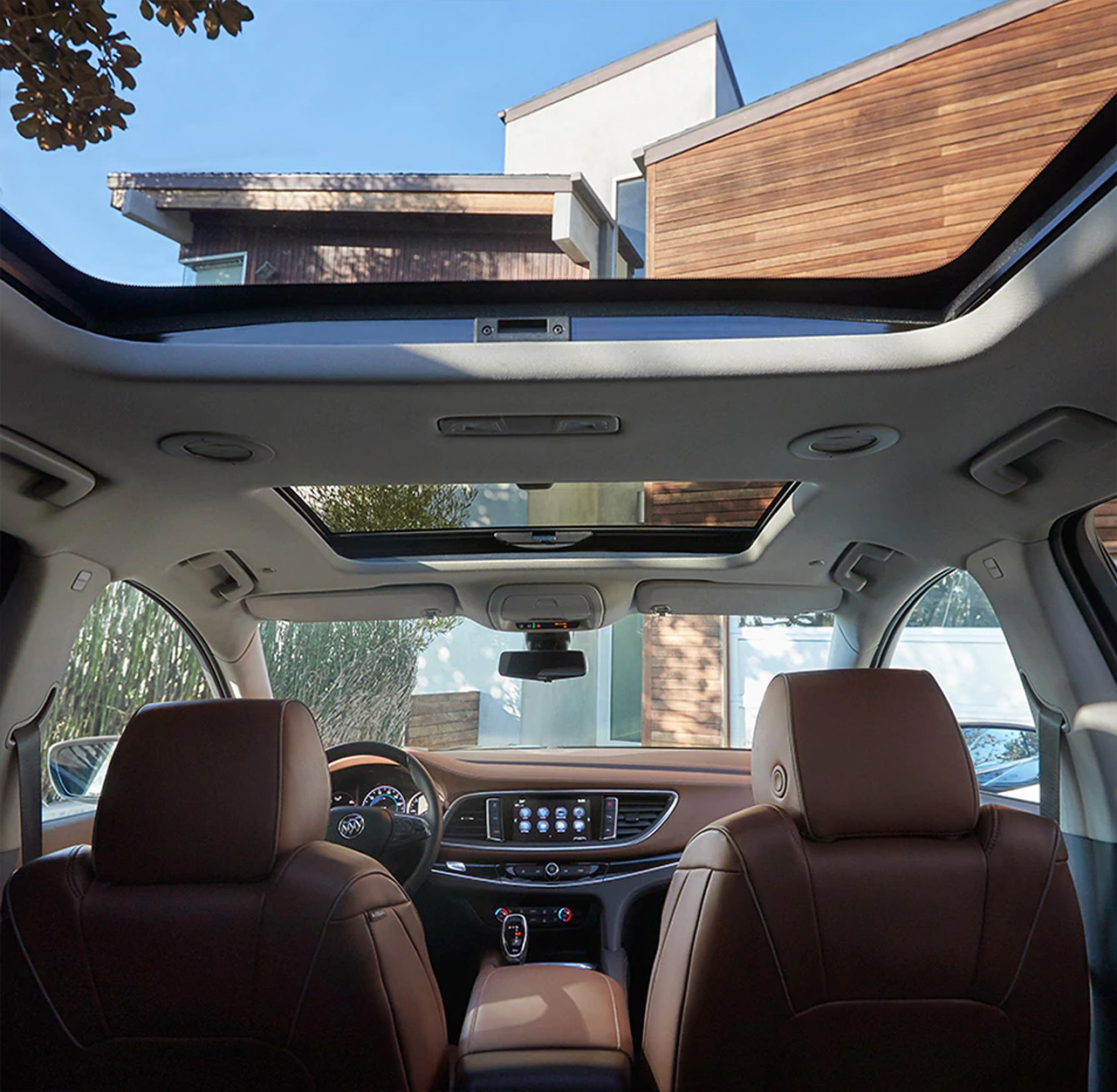 2019 Enclave Avenir Interior 1