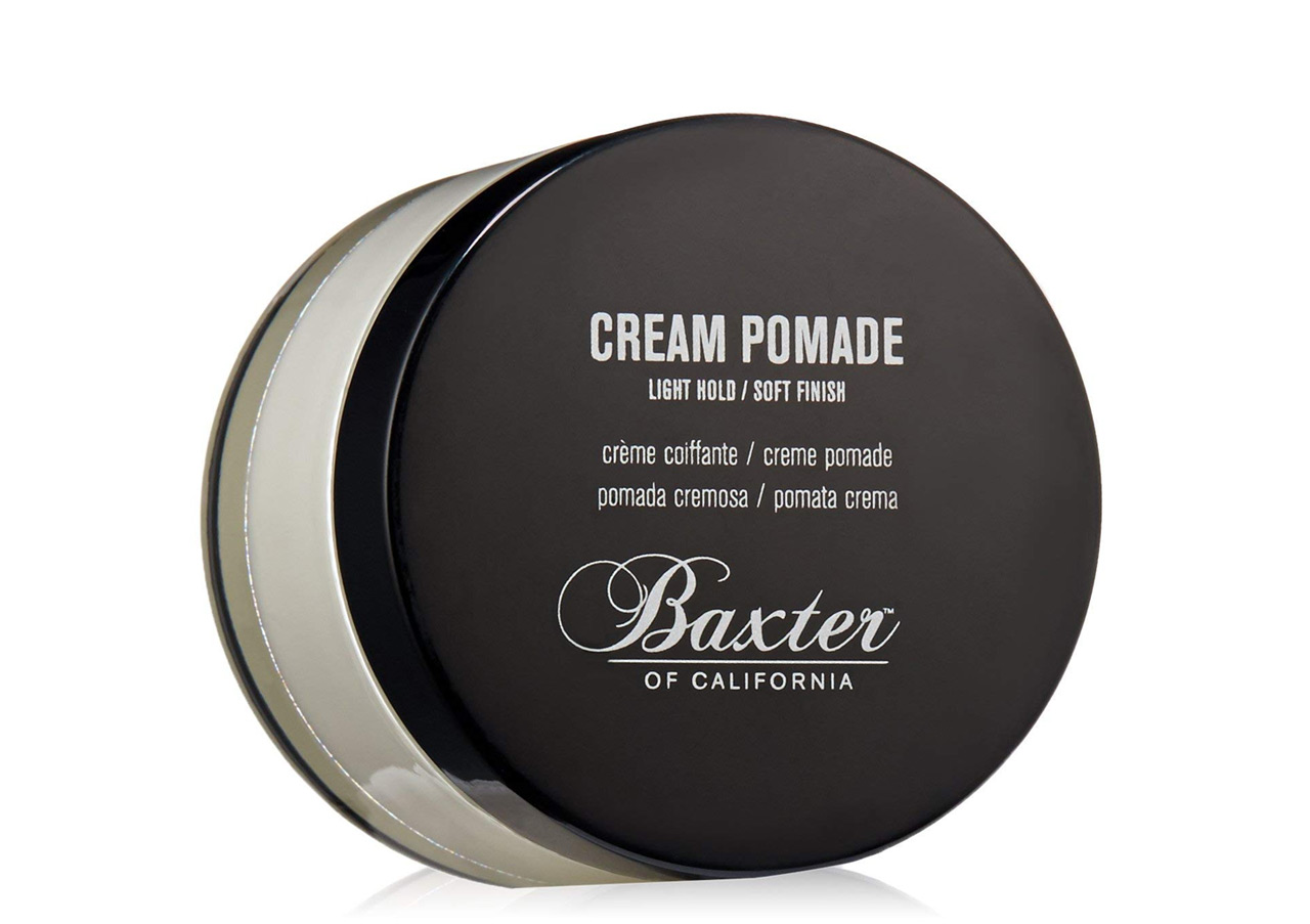 Mens Light Hold Soft Finish Cream Pomade 2