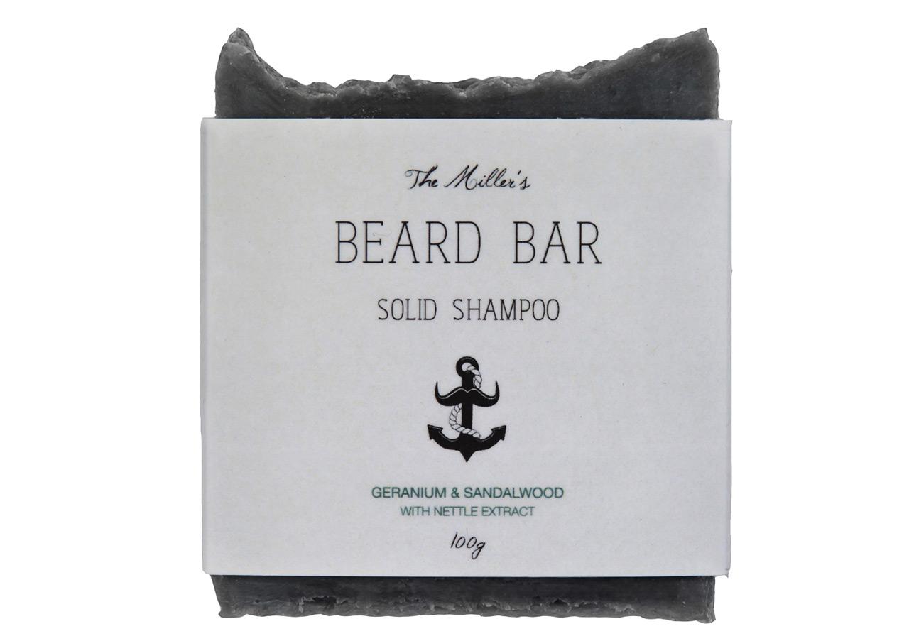 Miller Beard Shampoo