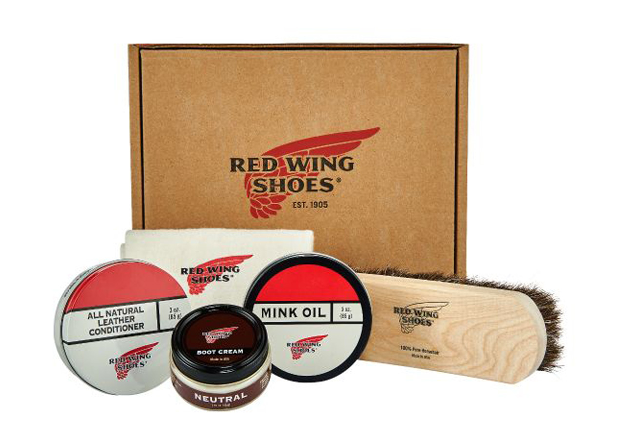 Red Wing Shoes Cleaner
