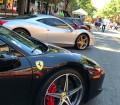 Shell Ferrari Clup Meet Watkins Glen 9