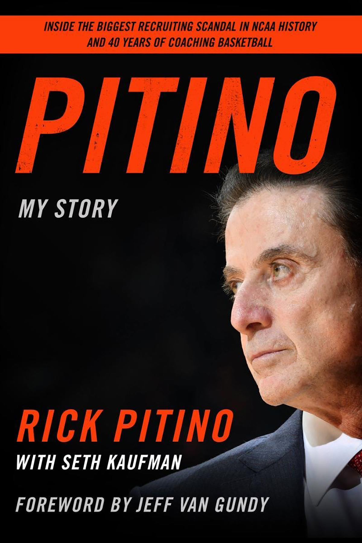 Pitino My Story