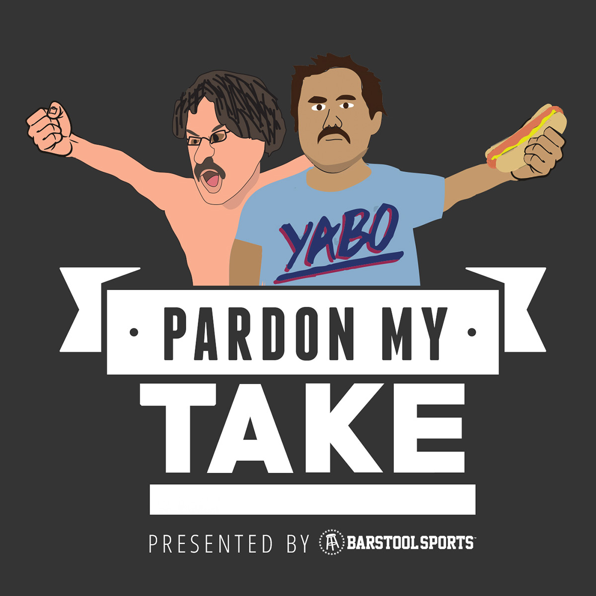 Pardon My Take Podcast